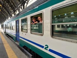 Europe Train, Family travel, family Europe vacation