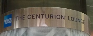 Centurion Lounge Review