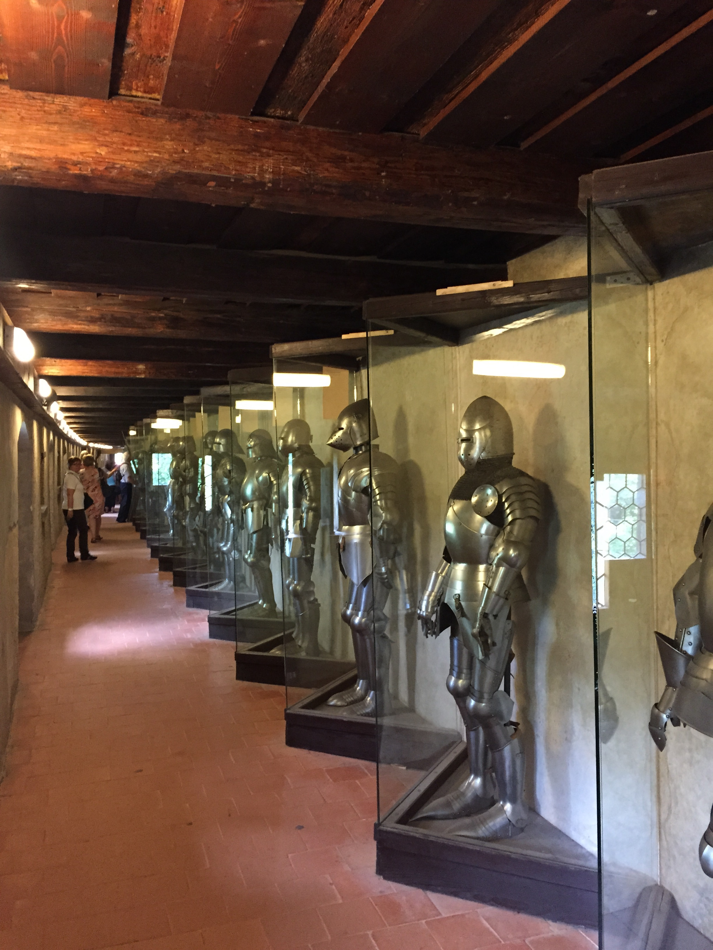 Armory Museum Golden Lane, Prague Castle, Family vacation Prague