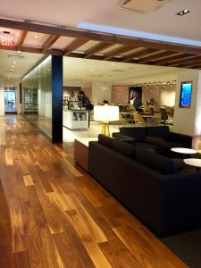 Star Alliance Lounge, LAX, Airport Lounge