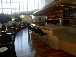 Star Alliance Lounge, Atrium Bar