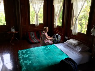 Thai House Accommodations, Thai House, Thailand, Bangkok