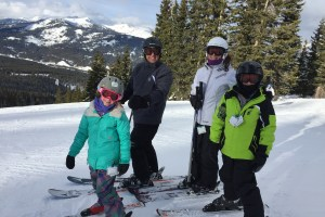 Family ski vacation, Family travel