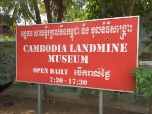 Angor Wat, Cambodia, travel, Landmine Museum, Siem Reap