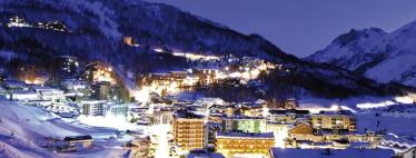 Ski Breuil-Cervinia, Italy, family travel