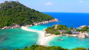 Koh Nanyuan, Koa Tao, Sairee, Thailand, Family Vacation,