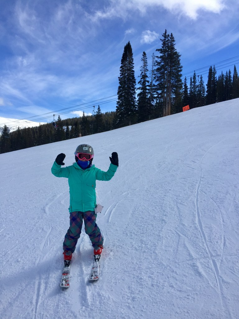 I found great ski deals, kids ski free, at Copper Mountain Ski Resort
