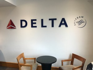 Delta Sky Club, family travel, ATL, Airport Lounges