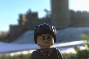 Harry Potter, Warwick, Family, Travel
