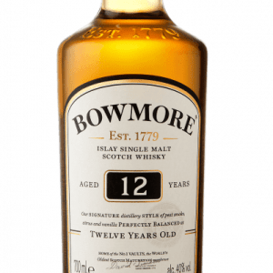 Bowmore 12 Year Old Malt Whisky