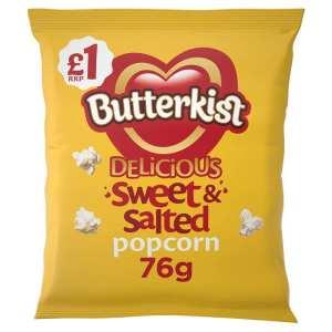 Butterkist Sweet & Salty Popcorn Packet