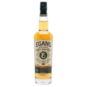 Egan's 10 Year Old Single Malt Irish Whiskey
