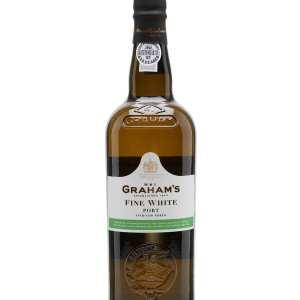 Graham's Fine White Port 75cl