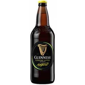 Guinness Foreign Extra Stout 600ml Bottle