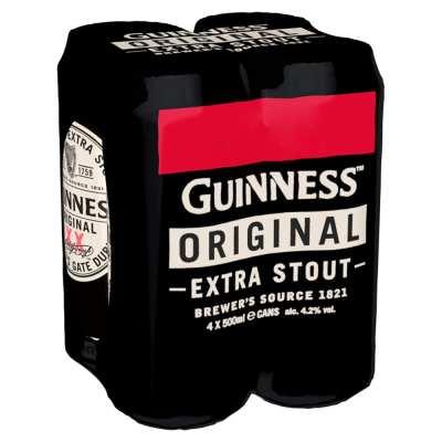 Guinness Original 440ml Cans