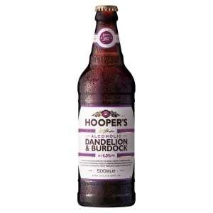 Hoopers Dandelion & Burdock Alcoholic Drink