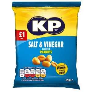KP Salt & Vinegar Peanuts