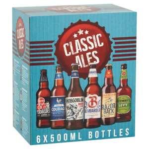 Marston's Classic Ale Mix Selection Box