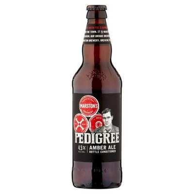 Marstons Pedigree Beer 500ml Bottle