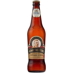 Henry Westons Vintage Cider 500ml Bottle