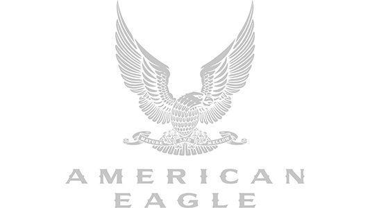 American Eagle Whiskey Logo