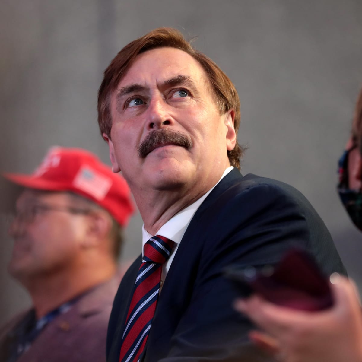 under fire mike lindell claims major