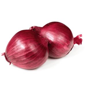 Zwiebeln Rot ca 500gr -min