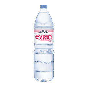 Evian 1500ml ohne Kohlensäure