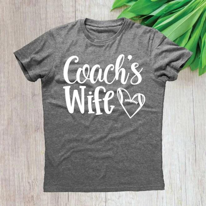 Coach's Wife SVG