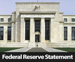 Federal Reserve FOMC Announcement
