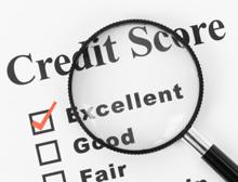 Credit score FICO improvement