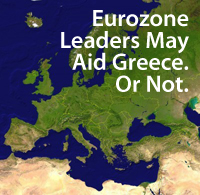 Greece may not get its aid