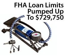 FHA Loan Limits Restored
