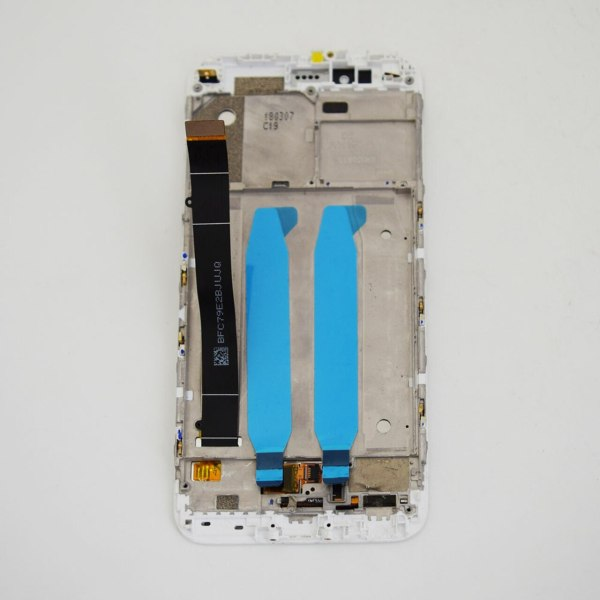 Xiaomi Mi A1 5X LCD Screen Digitizer Assembly with Frame  White 4  39337.1557372957