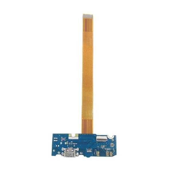 charging connector flex pcb board for mobiistar e1 selfie by maxbhi com 15894 1