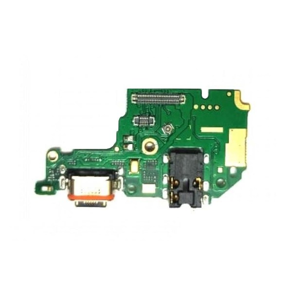 charging connector flex pcb board for vivo v19 by maxbhi com 13728