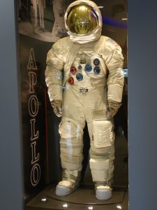 Neil Armstrong's Suit!