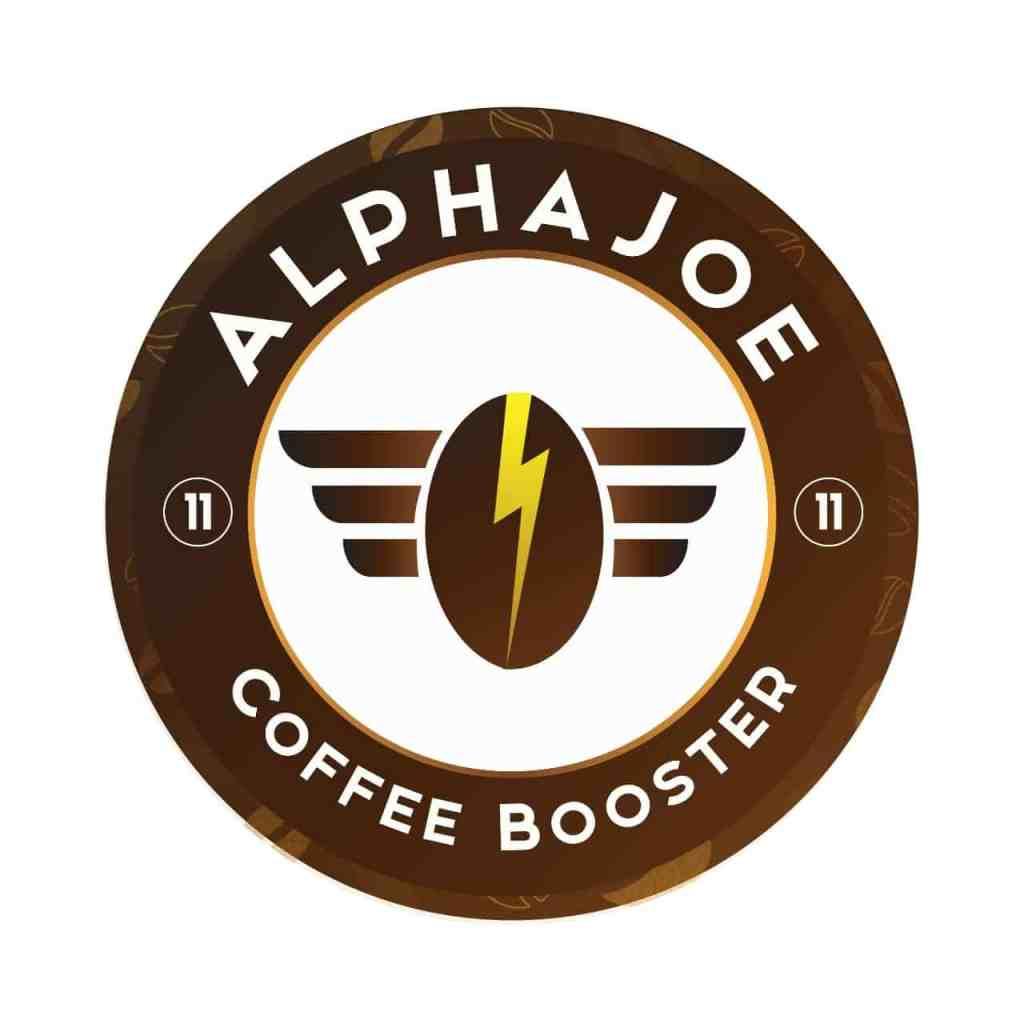 alpha joe coffee logo