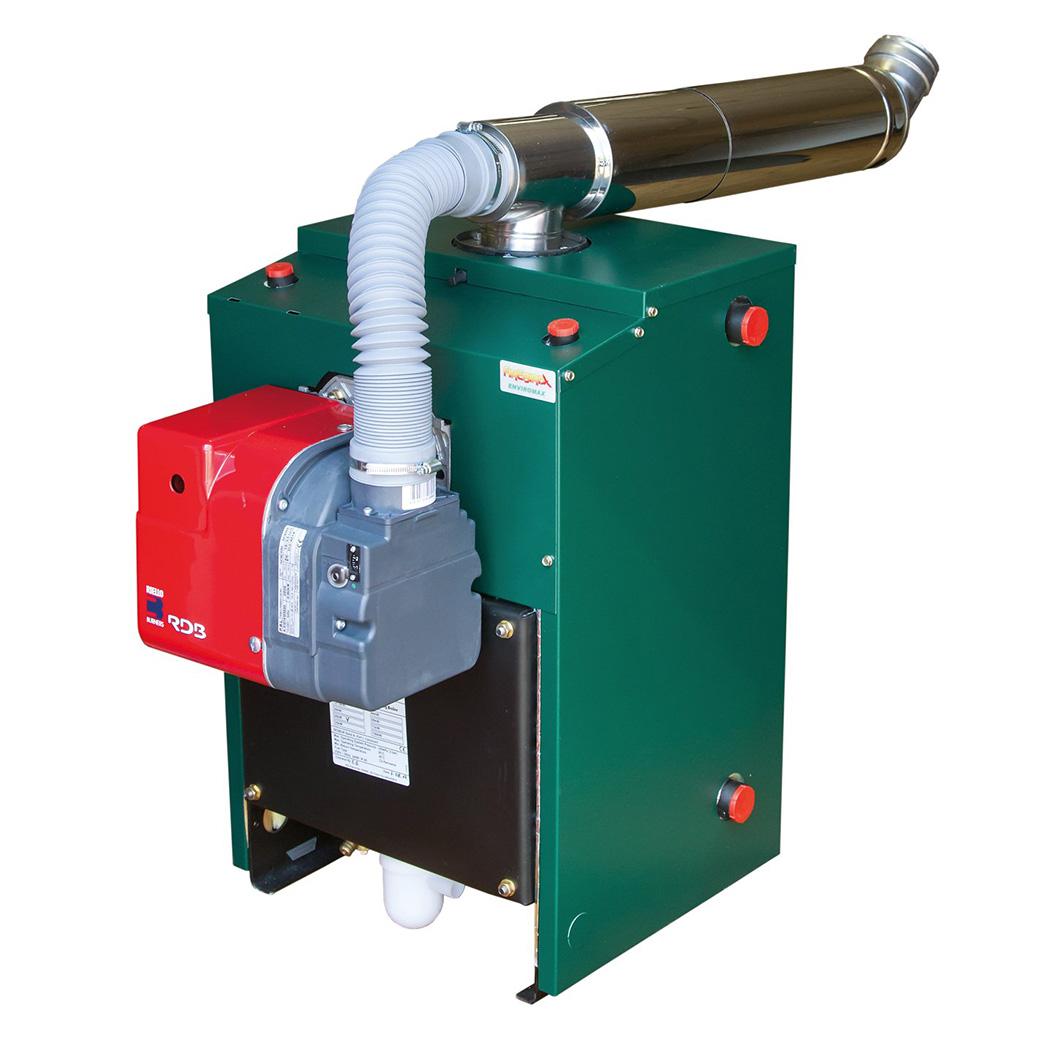 Firebird Enviromax Internal Boiler