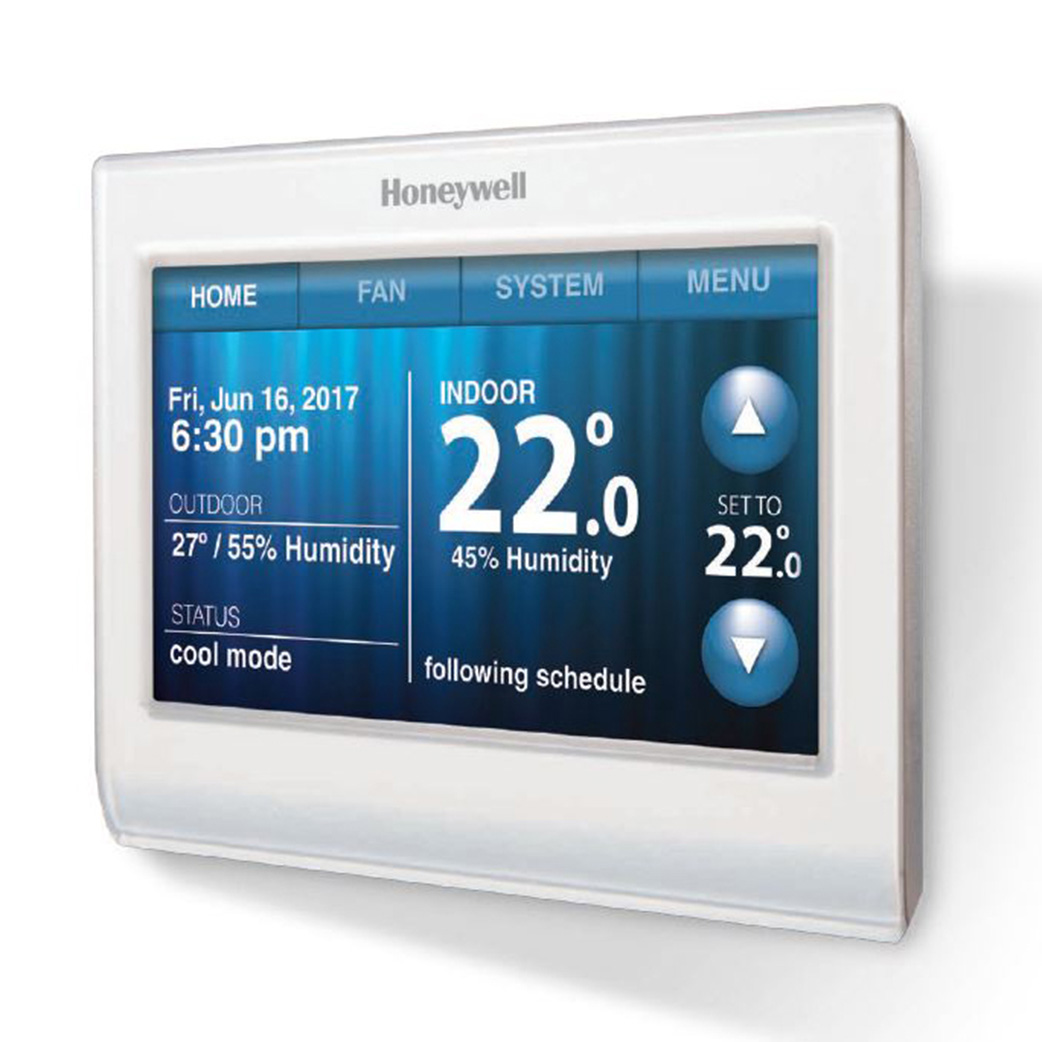 Honeywell WiFi 9000 Thermostat
