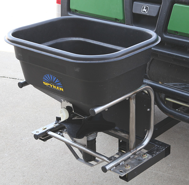Electric Broadcast Spreader