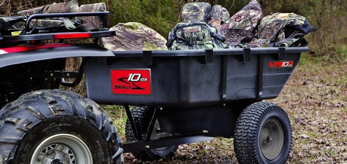 ATV Cart Gear 1