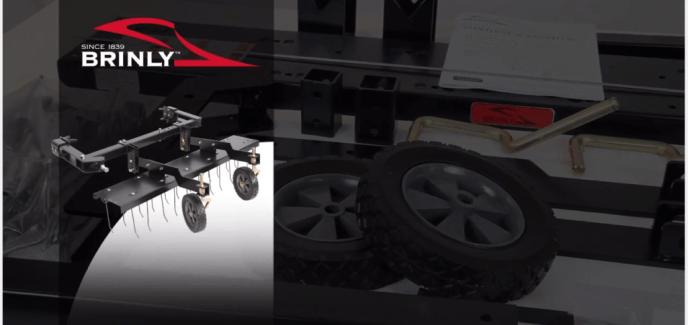 Brinly-Zero-Turn-Mower-Dethatcher-Video