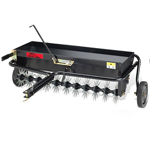 "as40bh - 40"" Aerator/Spreader <span>