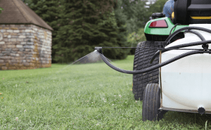 preemergent weed control 300x185 - How Often to Water Your Lawn in Summer? + 12 Tips for Responsible Watering