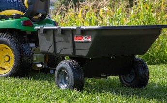 Brinly poly utility cart 300x185 - Follow These Steps To Get Rid of a Swampy Yard