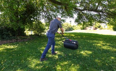 lawnroller - 11 Hacks to Get Your Lawn Ready for Spring