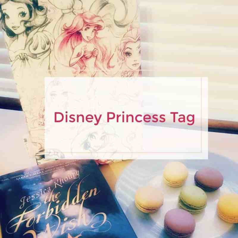 Disney Princess Tag