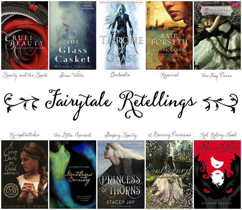 fairytale retellings