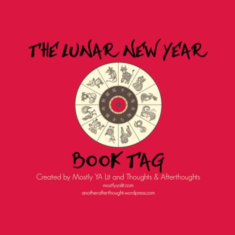Lunar New Year Book Tag